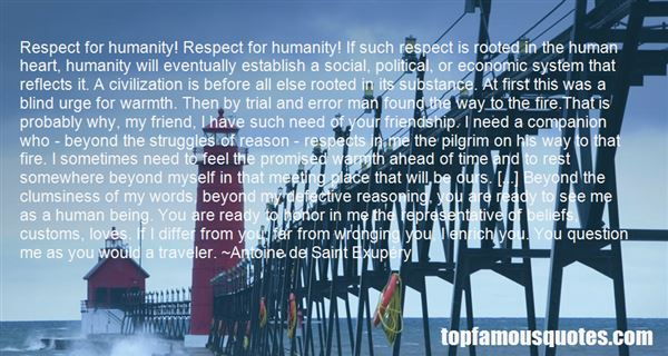 Quotes About Respect Your Love