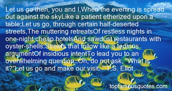 Quotes About Restless Nights