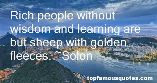 Quotes About Rich People