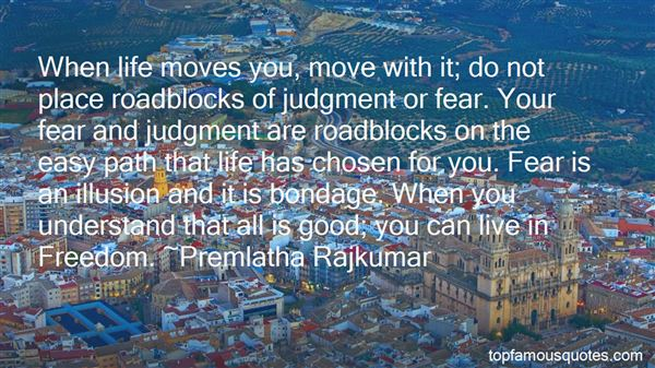 Quotes About Roadblocks In Life