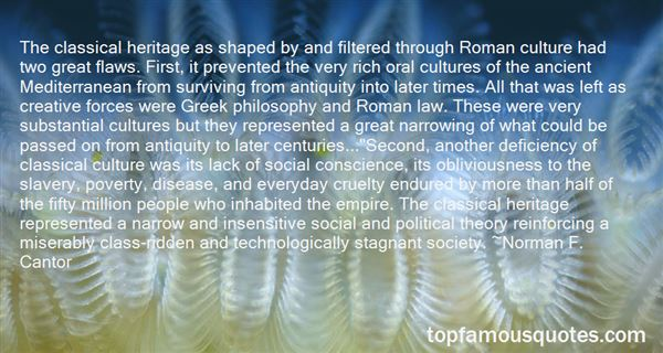 Quotes About Roman Culture