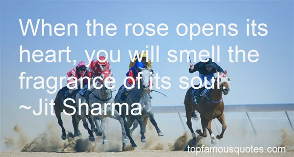 Quotes About Rose Fragrance