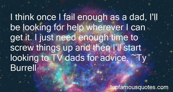 Quotes About Rubbish Dads
