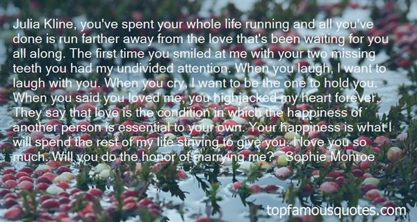 Quotes About Running Your Own Life