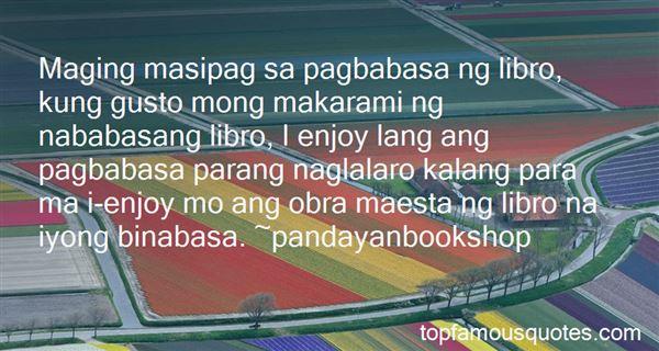 Quotes About Sa Nagpapakatanga
