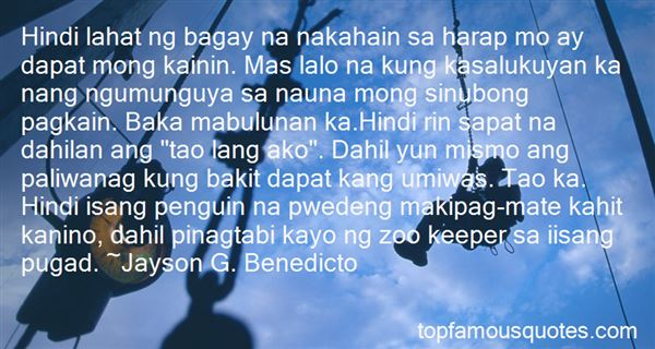 Quotes About Sa Pag Iwas