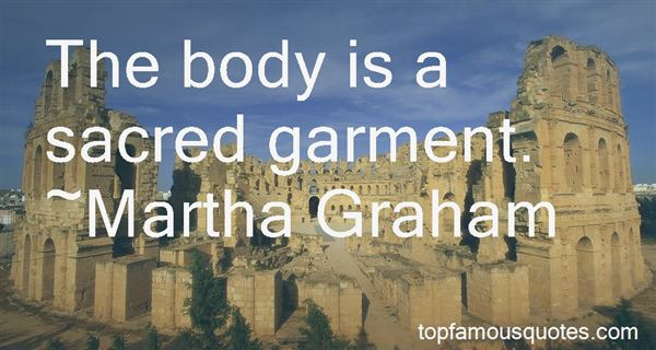 Quotes About Sacred Body