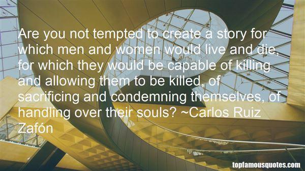 Quotes About Sacrificing