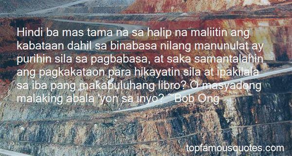 Quotes About Sangguniang Kabataan