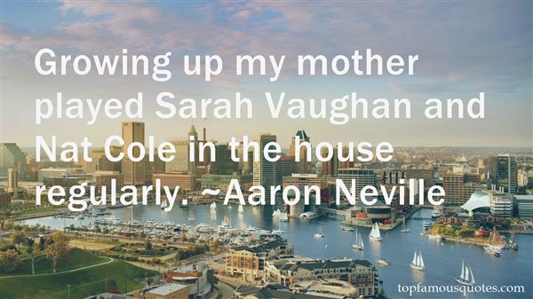 Quotes About Sarah Vaughan