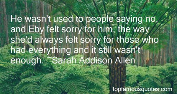 Quotes About Saying I Sorry