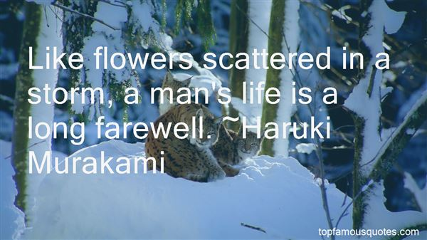 Quotes About Scattered Life