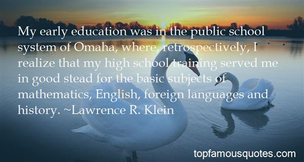 Quotes About School And Education