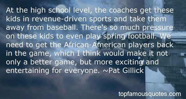 Quotes About School And Sports
