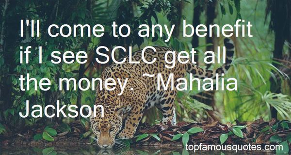 Quotes About Sclc