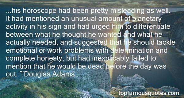 Quotes About Scorpio Horoscope