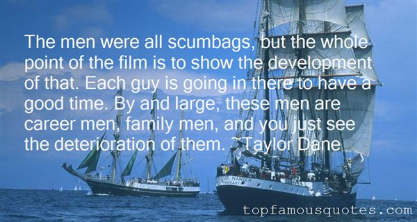 Quotes About Scumbags