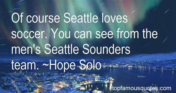 Quotes About Seattle Tumblr