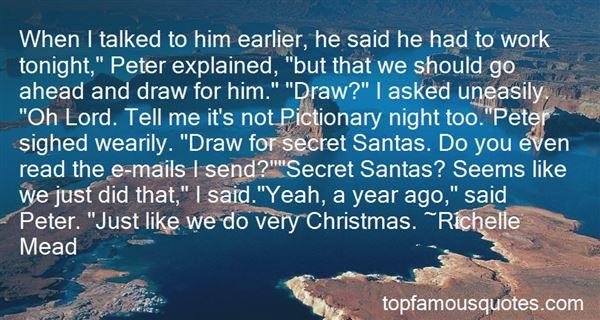 Quotes About Secret Santas