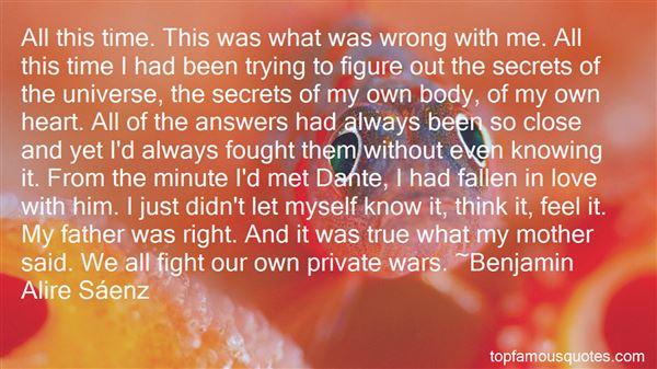 Quotes About Secrets Love