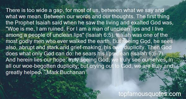 Quotes About Seeing God