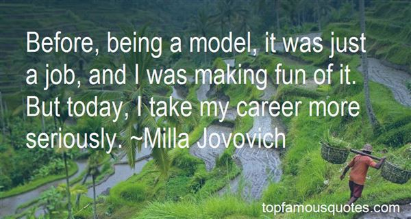 Quotes About Selecting A Career
