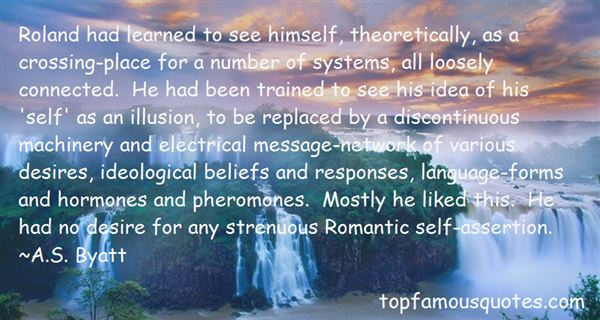 Quotes About Self Assertion
