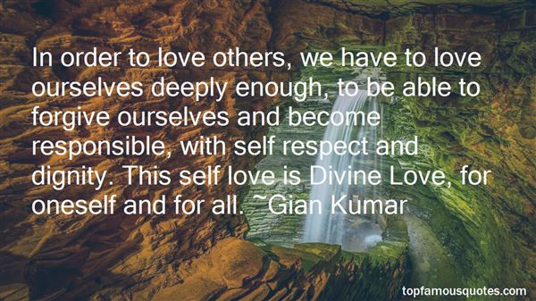 Quotes About Self Respect And Dignity