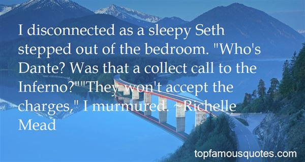 Quotes About Seth Cohen