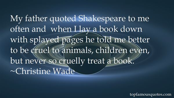 Quotes About Shakespeare Infidelity