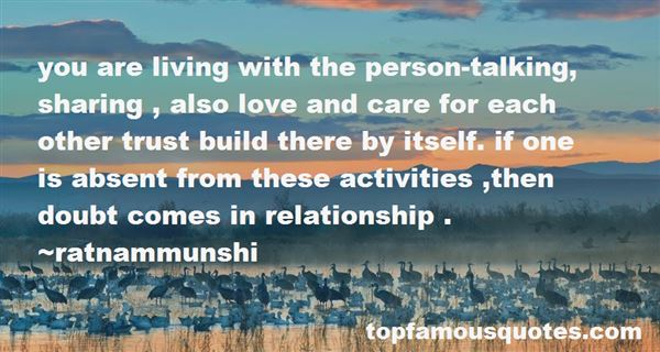 Quotes About Sharing The One You Love