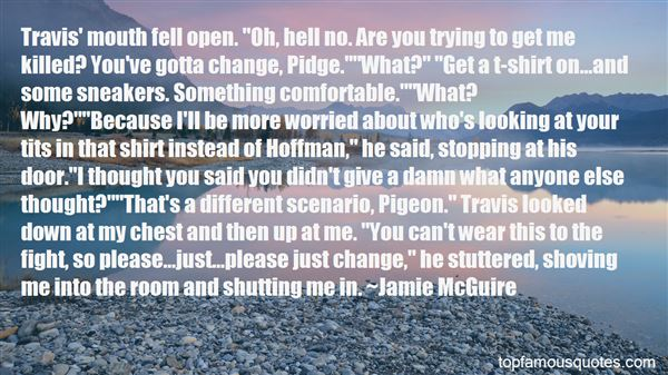 Quotes About Shutting The Hell Up