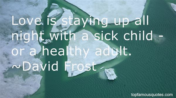 Quotes About Sick Child