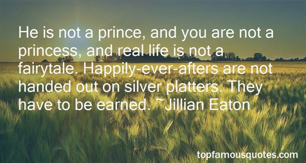 Quotes About Silver Platters