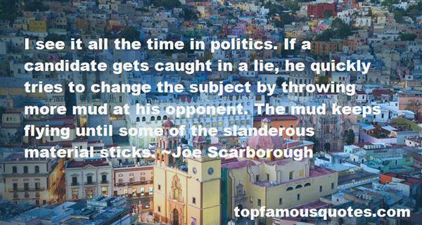 Quotes About Slanderous