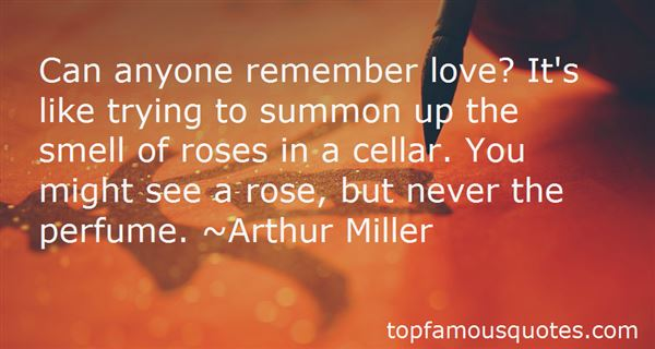 Quotes About Smell Of Perfume