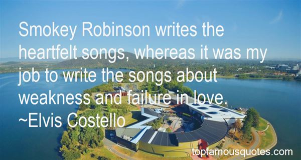 Quotes About Smokey Robinson