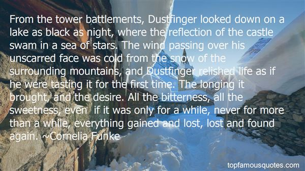 Quotes About Snow Capped Mountains