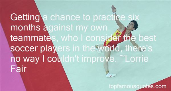 Quotes About Soccer Players