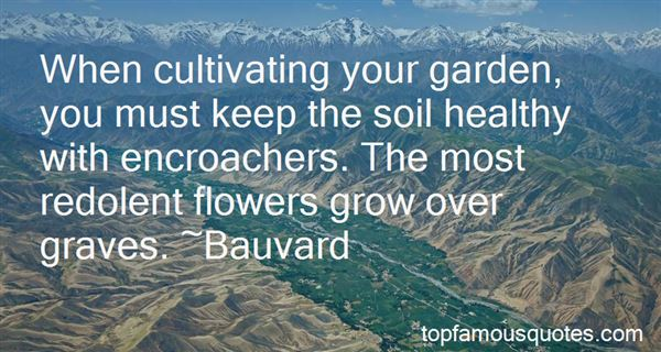 Quotes About Soil And Water Conservation
