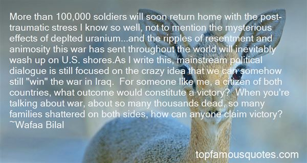 Quotes About Soldiers Families