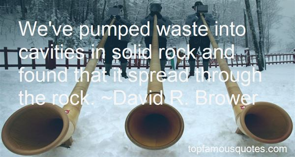 Quotes About Solid Waste
