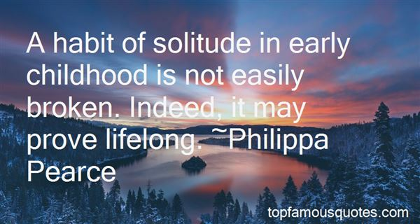 Quotes About Solitude Pinterest