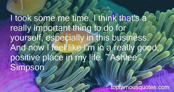 Quotes About Some Me Time