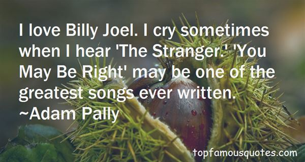 Quotes About Songs