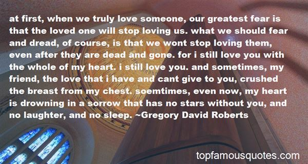 Quotes About Sorrow Love