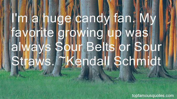 Quotes About Sour Candy