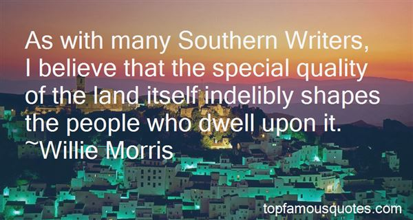 Quotes About Southern Writers