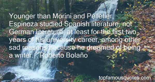 Quotes About Spanish Literature