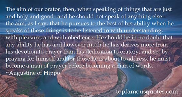 Quotes About Speaking Good Words
